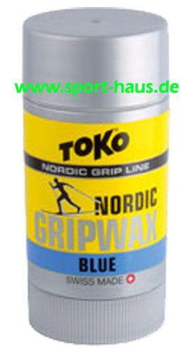 GripWax blue