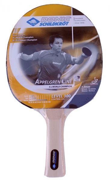 Tischtennis Schläger Level 300