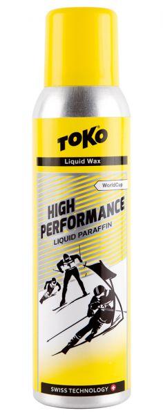 High Performance Liquid Paraffin yellow, red, blue