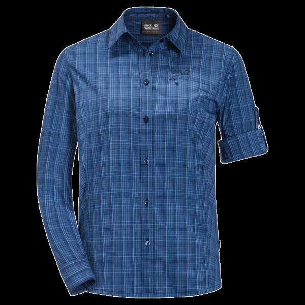 Farbe: dark indigo checks (dunkelblau)