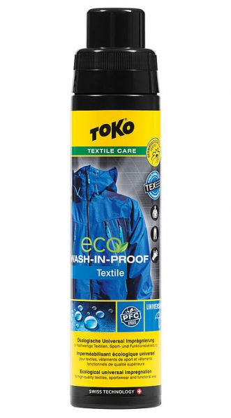 Eco Wash-In Proof