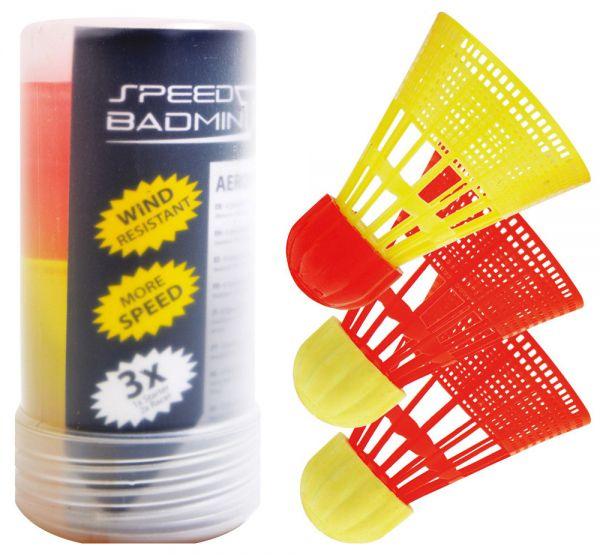Speed Badminton Shuttles