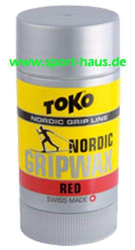 GripWax red