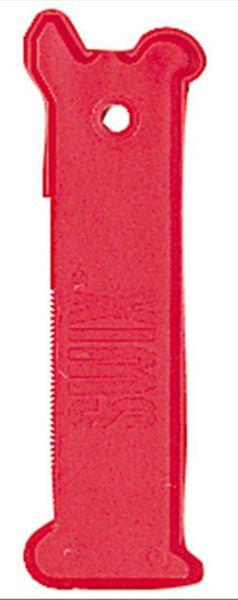 Rillen und Seitenkantenkratzer