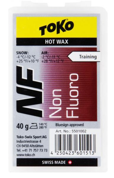 NF Hot Wax red 40/120g