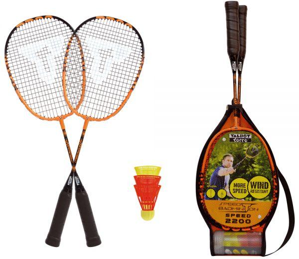 Speed Badminton Set Speed 2200