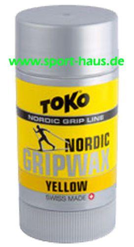 GripWax yellow
