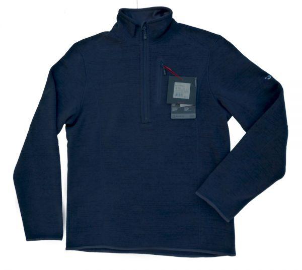 Arctic MidLayer Half Zip in Farbe dunkelblau/melange